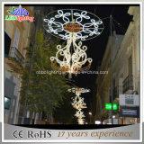 LED de exterior à prova de Lustre decorativo Natal luzes da rua