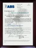 Пробка Pultruded стеклоткани сопротивления корозии круглая с аттестациями ISO/SGS