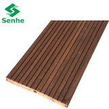 Suelo de bambú al aire libre de Moisturerproof con color carbonizado
