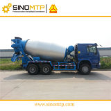 SINOTRUK HOWO 10 roues 9/10M3 mélange de béton camion avec 380hp moteur Euro4