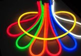 Compatibilidade electrónica LVD RoHS do CE dois anos de garantia, corda de néon ambarina do cabo flexível do diodo emissor de luz de Lsn Light-
