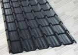 Colorare lo strato ondulato rivestito del tetto