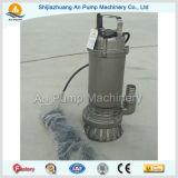 Pompa per acque luride sommergibile dell'acciaio inossidabile