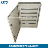 Caixa de distribuição de gabinete de montagem em parede galvanizada em metal IP65 (JXF)