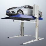 2つのポストのロード重量2700kgsが付いている自動駐車倍のデッキ車の駐車上昇