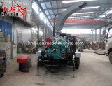 Chipper van het Type van dieselmotor Mobiele Houten
