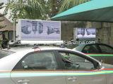 P3屋外のタクシーの上LEDビデオLEDスクリーン