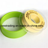 лента уплотнения резьбы 19mm PTFE Tape/PTFE/лента тефлона с прозрачной упаковкой