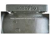 インラインNt855 K19 M11の排気多岐管6つ(3031186)のためのCummins Engineの部品