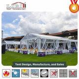 10X15m de Eersteklas Duidelijke Tent van het Huwelijk met de Transparante Zijwanden van pvc