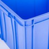 No. 15 HDPE standard della casella di immagazzinamento in il contenitore di Plasitc accatastabile