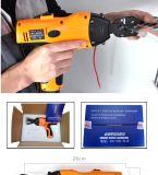 AG6100-C6 전기 온난한 난방 철사 단말기 주름을 잡는 플라이어 지면 난방 압력 죔쇠