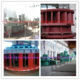 Hélice Hydro (l'eau) Tête Turbine-Generator 3-12 mètres Zdk400 /l'hydroélectricité / Hydroturbine