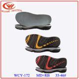 Различный способ вводит ботинки в моду Outsole сандалий
