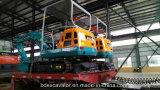 La Cina Bd23 2.3 tonnellate di mini escavatori che funzionano nel giardino