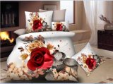 Hot Selling Cheap Microfiber 6 Parts Bedding Product