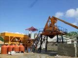 Meilleure vente 50m3/H Logiciel pour Mix Concrete Batching usine de mélange (HZS50) pour la vente d'étalonnage