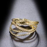 نمو مجوهرات [غلد رينغ] تصاميم لأنّ بنات مع حجارة