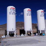 液体の二酸化炭素の産業極低温記憶装置タンク