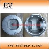 4jk1 4jk1t 4jb1t 4jj1 4jj1t Kolbenring-Zylinder-Zwischenlage-Installationssatz für Isuzu Maschinenteile