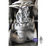 DIN Acier au carbone Wcb / GS-C25 / Gp240gh / 1.0619 Flange Globe Valve