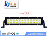 Amerika CREE 36/72/120/180/240/288W maakt IP68 LEIDENE Werkende LEIDENE van Lichten Offroad Lichte Staaf waterdicht