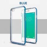 Realçar o cristal - caso transparente desobstruído/tampa/pele de Gel/TPU para o telefone móvel