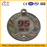 Custom de aleación de zinc de alta calidad de la medalla de metal para el Deporte