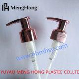 24/410 China-Fertigung-Rosen-goldene Lotion-Pumpe für Flaschen-Dichtung