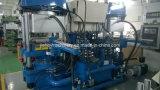 machine de moulage en caoutchouc des silicones 250t avec la pompe de vide fabriquée en Chine