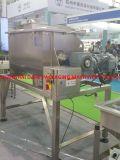 200-2000L secan el mezclador de la cinta del polvo