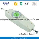 Alta precisión de sujeción de presionar y jalar Digital Force Gauge