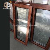 Gewölbter örtlich festgelegter Querbalken mit geschnitztem Glasmarkisen-Fenster