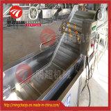 Línea que se lava vegetal del mejor de la venta de la fruta equipo de la limpieza