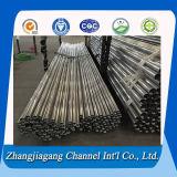 Usine soudée de tubes d'acier inoxydable de la qualité 202