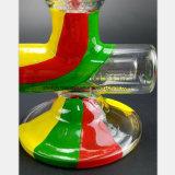 De Waterpijp van de Terugwinning van de Filter van het Kanon van de Rook van het Water van het Glas van het Kanon van de kleur