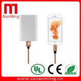 cavo extra-lungo di carico del USB del cavo intrecciato nylon popolare del cavo del lampo di 6FT per il iPhone