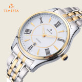 Moda Men Women Waterproof Luxury Alloy Quartz Watch 72236