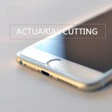 protetor da tela do vidro Tempered de telefone móvel de tampa 5D cheia de 9h 0.3mm para o iPhone X 8 7 6 5 positivos