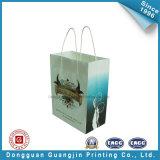 Plastikhandgriff-Einkaufstasche (GJ-bag122)