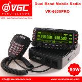 El transceptor profesional de 50 vatios de Radioaficionados Ham Radio
