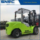 중국 Snsc 질 4ton 디젤 엔진 포크리프트 가격