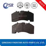 Высокое качество авто частей погрузчика диск изготовления тормозных колодок для транспортирования