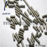Ck236 NdFeBの磁石の等級のΦ 1*3mm