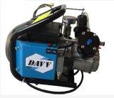 Pequeño compresor de aire de alta presión del buceo con escafandra