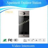 Appartement de 10pouces Dahua Outdoor Vto vidéo IP de la station Intercom (VTO9231D)