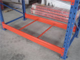 Crémaillère lourde sélectrice de palette d'entrepôt pour le système de stockage