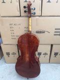 prix d'usine de Handmade flamme naturel professionnel violoncelle