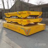 Veículo conduzido elétrico resistente de transferência no assoalho do cimento