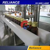 Toux stérile Liquide oral automatique de remplissage et de machine à laver/plafonnement